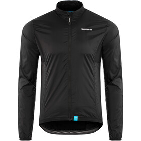 Shimano Compact Windbreaker Heren, black